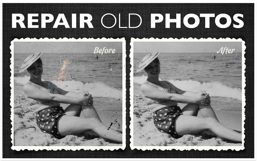inpaint repair photo
