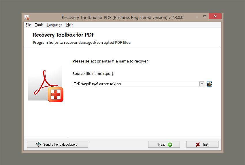 How To Repair Damaged Pdf File